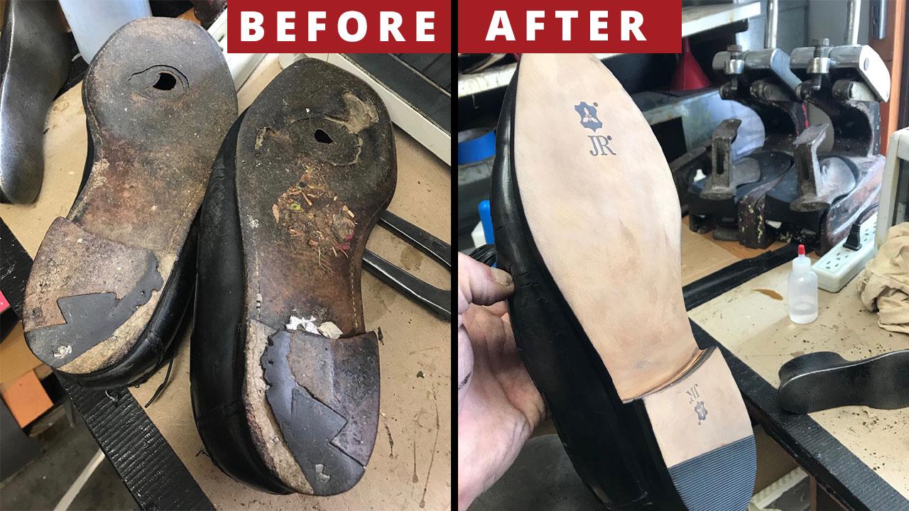 Gallery Rossi Shoe Service
